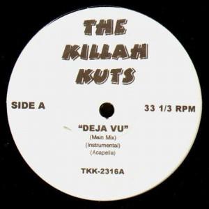 The Killah Kuts - Various artists (feat. Beyoncé, Jay-Z, Ciara, Chamillionaire ) TKK2316 - 12''