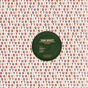 Yam Who? - Wrap you up (feat. Christian Fontana) / Get up off - 12''