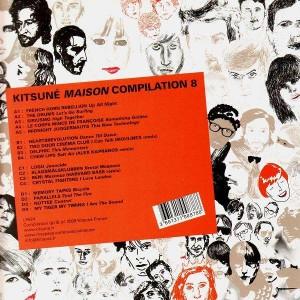 Kitsuné Maison Compilation 8 - 2LP
