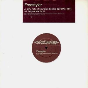 Bomfunk Mcs - Freestyler - 12''