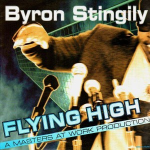 Byron Stingily - Flying high - 12''