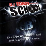 DJ Eanov feat. Jet Cut - Just Scratch beats & voices - LP