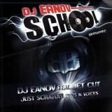 DJ Eanov feat. Jet Cut - Just Scratch beats & voices - LP
