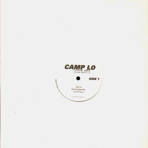 Camp Lo - Coolie high (paradise remix) / Killinem softly - 12''