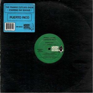 Frankie Cutlass - Puerto rico - 12''