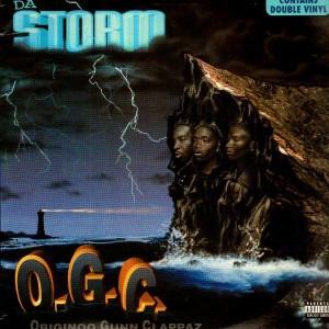 Originoo Gunn Clappaz - Da storm - 2LP