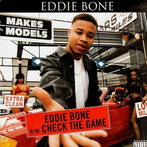 Eddie Bone - Eddie bone / Check the game - 12''