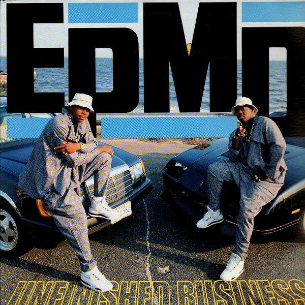 Epmd Unfinished Business Lp Temple Of Deejays