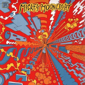 Mickey Moonlight - Love Pattern EP - 12''