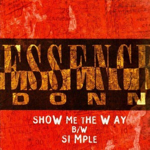 Essence Donn - Show me the way / Simple - 12''