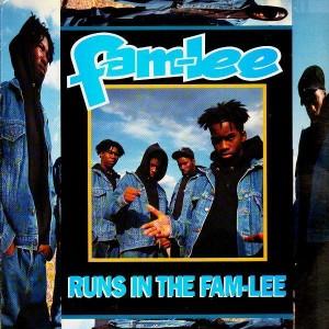 Fam-lee - Runs in the fam lee - LP