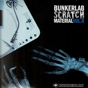 Bunkerlab - Bunkerlab scratch material vol.2 - LP