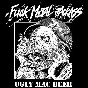 Ugly Mac Beer - Fuck metal jackass - CD