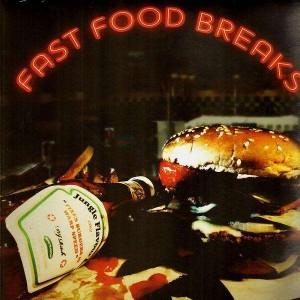 Dj Ritch - Fast Food Breaks - LP