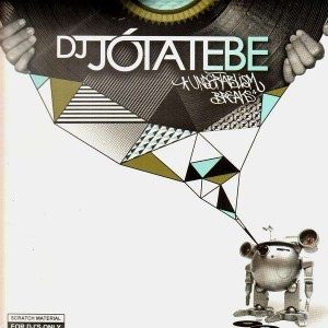 Dj Jotatebe - Undertablism Breaks - LP
