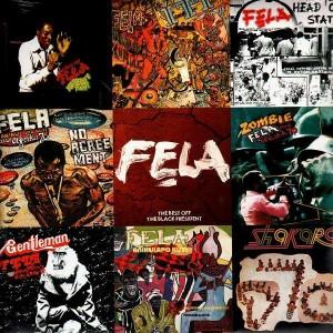 Fela Kuti - The Best Off - The Black President - 3LP