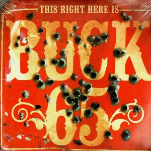 Buck 65 - This right here is - 2LP
