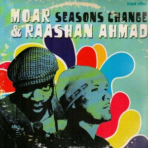 Moar & Raashan Ahmad - Season Changes - 12''