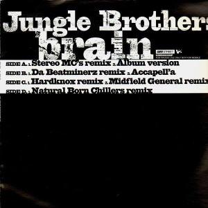 Jungle Brothers - Brain - 2x12''