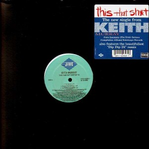 Keith Murray - This that shit / Dip dip di - 12''