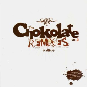 Dj Chokolate - The Chokolate remixes vol.2 - 12''