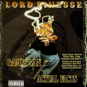 Lord Finesse - Gameplan / Actual facts - 12''