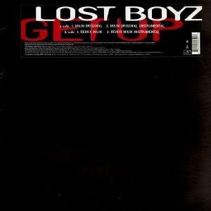 Lost Boyz - Get up - 12''