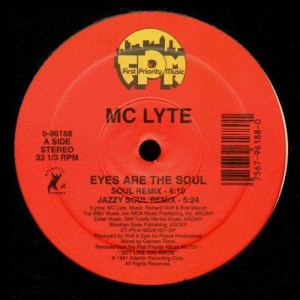 Mc Lyte - Eyes are the soul - 12''