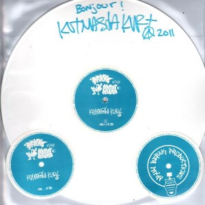 Kut Masta Kurt - Drum Break Hip Hop vol.1 - LTD white LP