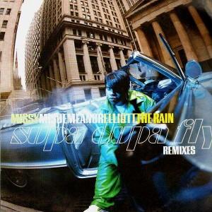 Missy Elliott - The rain supa dupa fly remixes - 12''