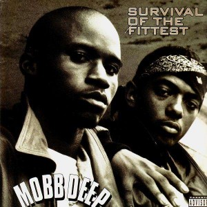 Mobb Deep - Survival of the fittest - 12''