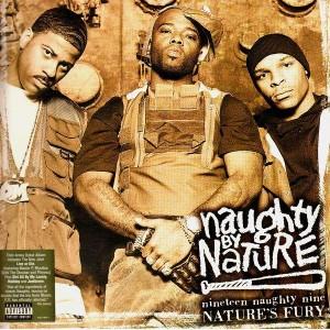 Naughty By Nature - Nineteen naughty nine natures fury - 2LP