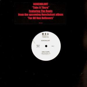 Nonchalant - Take it here - 12''