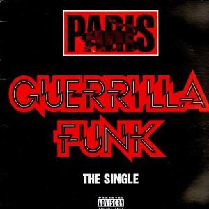 Paris - Guerilla funk - 12''