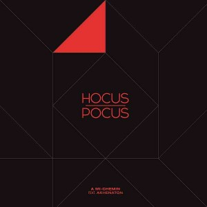 Hocus Pocus - A mis chemin (feat. Akhenaton) / Far away - Red 12''