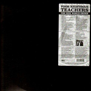 Poor Righteous Teachers - The New World Order - 2LP