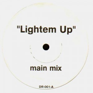 Rakim - Lightem up - 12''