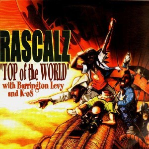 Rascalz - Top of the world - 12''
