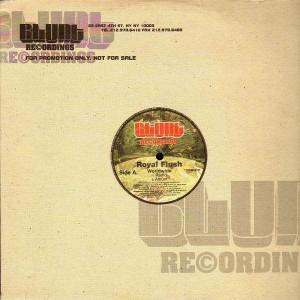 Royal Flush - Worldwide (promotional copy) - 12''