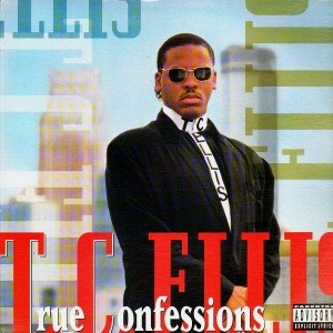 T.C Ellis - True confessions - LP