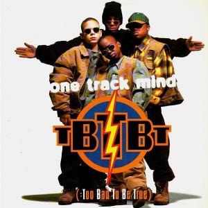 TBTBT - One track mind - 12''