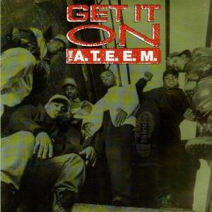 The A.T.E.E.M. - Get it on - 12''