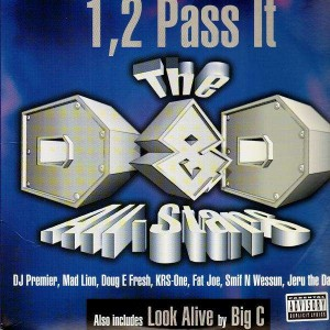 The D&D Project - 1 2 Pass It / Look Alive - 12''