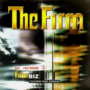 The Firm - Firm Biz / Executive decision - 12''