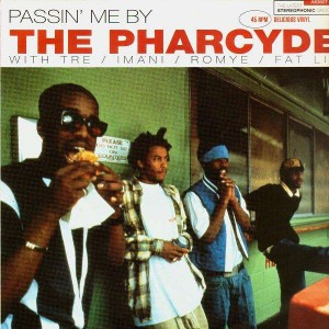 The Pharcyde - Passin me by / Ya mama - 12''