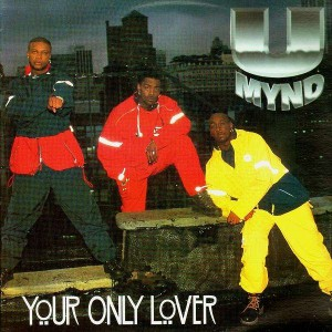U Mynd - Your Only Lover - 12''