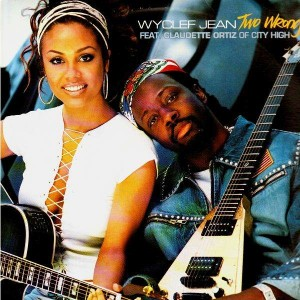 Wyclef Jean - Two Wrongs / Masquerade - 12''