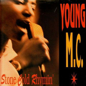 Young MC - Stone cold rhymin - LP