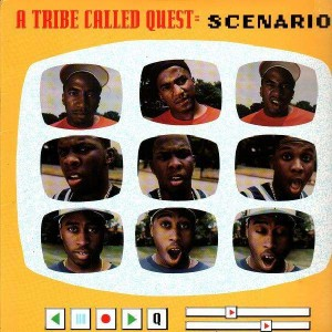 A tribe called quest - Scenario / Butter - 12''