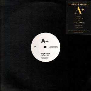 A+ - Up to NY / Boys 2 men - 12''